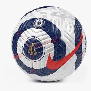 Nike EPL Flight Ball 3D model