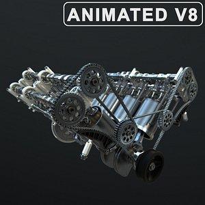 3D speed model
