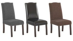 Chair Parsons Hampton Hill Series 3D
