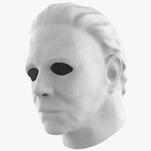 Michael Myers Latex Mask model