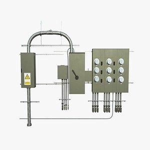 Electrical Box model