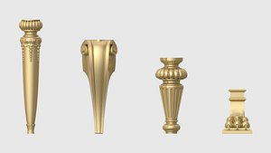3D finishes decoration
