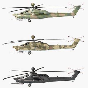 mi-28 mi 28 3D model