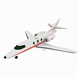 airplane aviation model