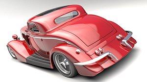 3D model 1934 custom