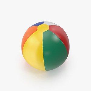 3D Inflatable Beach Ball