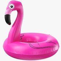 Inflatable Flamingo Pool Toy