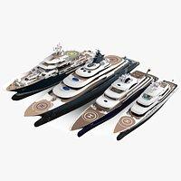 Lurssen Yachts Collection