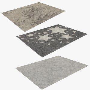3D model carpetmaxVray