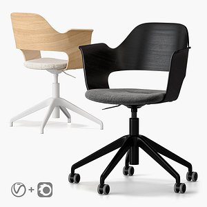 3D model ikea conference chair