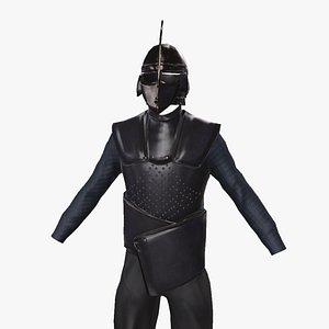 Unsullied Armor 3D model