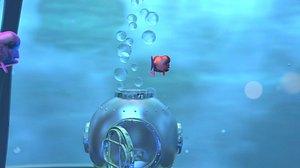 scuba sports 3D