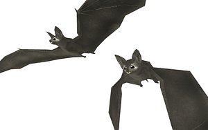 bat vampire animations 3D