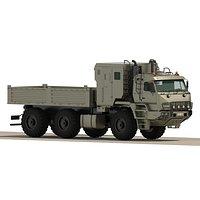 Military Truck b