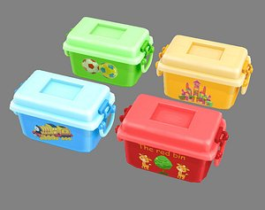 3D storage box