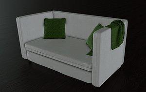 Modern Minimalist Couch