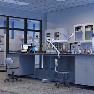 3D Laboratory Double
