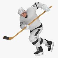 Hockey Attacker Character 01