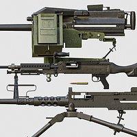 M2 M240 MK19