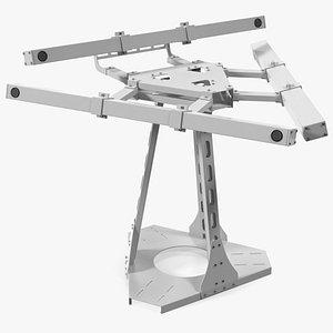 Bird Detection System with Surveillance Camera 3D