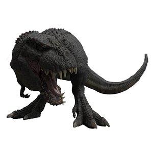 3D model rex vrex