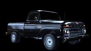 f100 1966 model