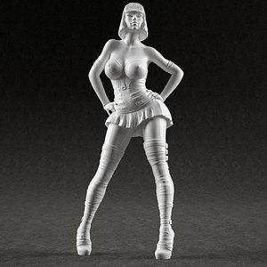 Woman  3d printable model model