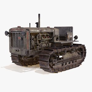 tractor s-65 stalinets model