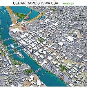 3D Cedar Rapids Iowa USA