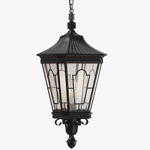 3D Hanging Ceiling Lamp