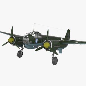 3D Junkers Ju 88