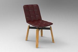Chester Chair 3D model