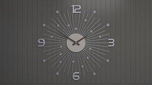 3D clock20211005