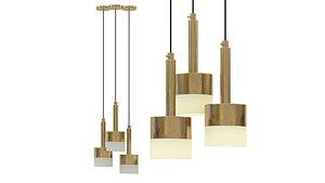 chandelier lighting 3D model