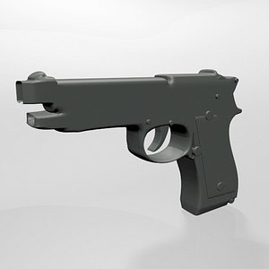 gun 01 model