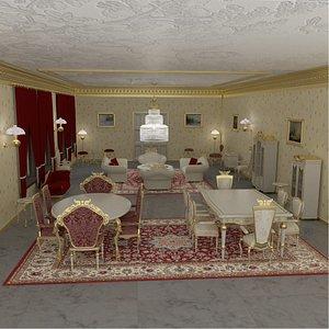 Victorian Room 3D