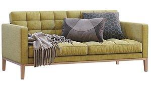 3D Ac Lounge Sofa From Bebitalia
