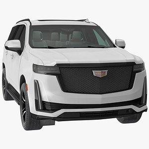 Cadillac Escalade 2021 3D