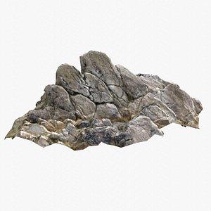 3D Rock 3D Scan 8