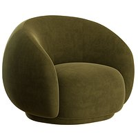 Julep Armchair by Tacchini