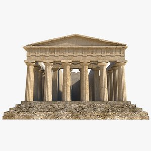 concordia tempio model