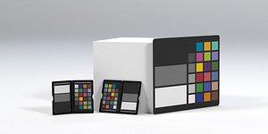 colorchecker 3D