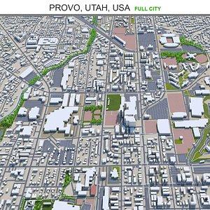 3D Provo Utah USA