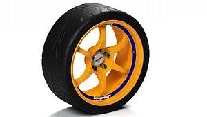 Advan Racing RG Alloy Wheels model