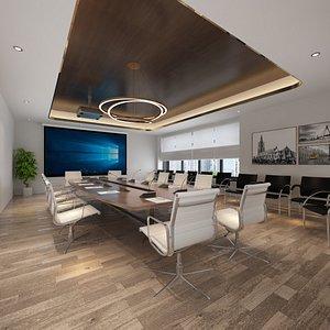 board room 3D model
