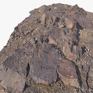 ground rock 8 3D
