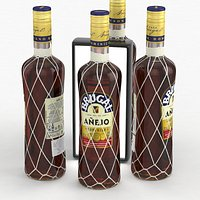 Alcohol Bottle Brugal Rum Anejo Superior Ron Dominicano 700ml 2021