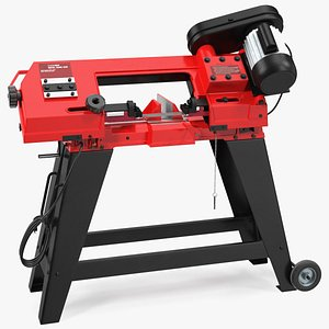 Metal Cutting Band Saw with Stand model