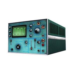 3D Transmitter Machine
