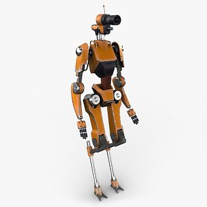 CameraBot 3D model
